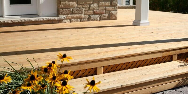 Decks Outdoor Construction