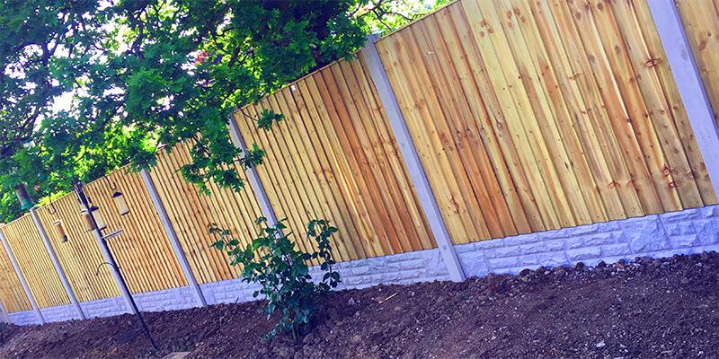 fence panels - Star Gate
