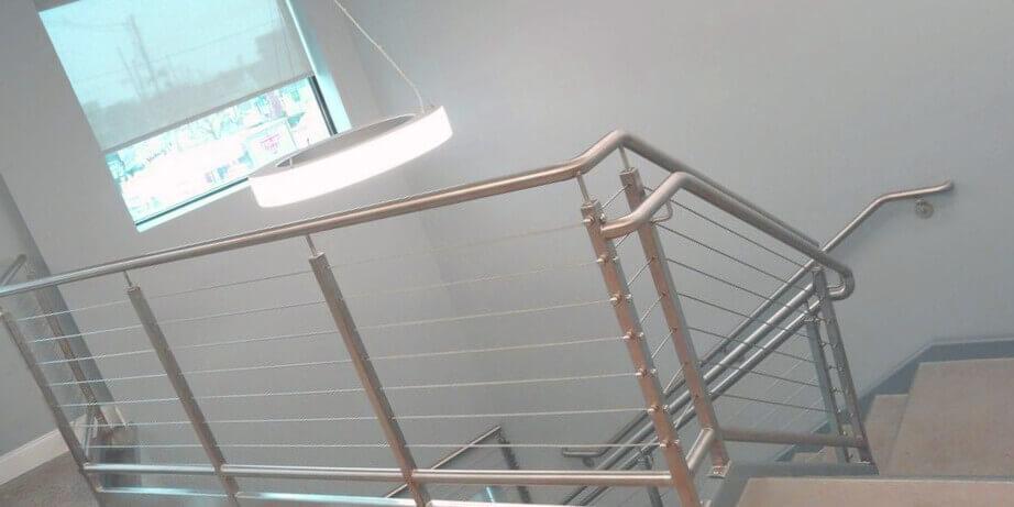 handrails - Star Gate