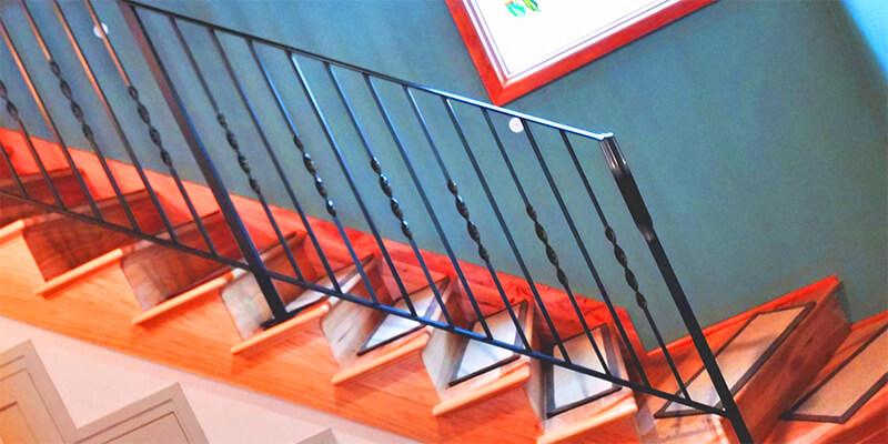 stair railings - Star Gate